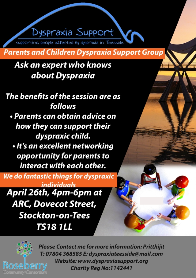 Ask an expert who knows about dypraxia (2)