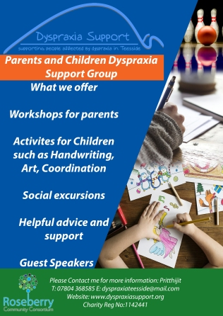 dyspraxia support group parents and children (1)