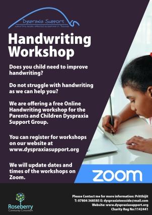 Handwriting Workshop (1)